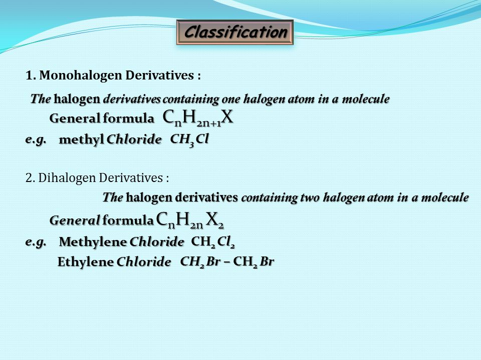 ClassificationClassification 3.