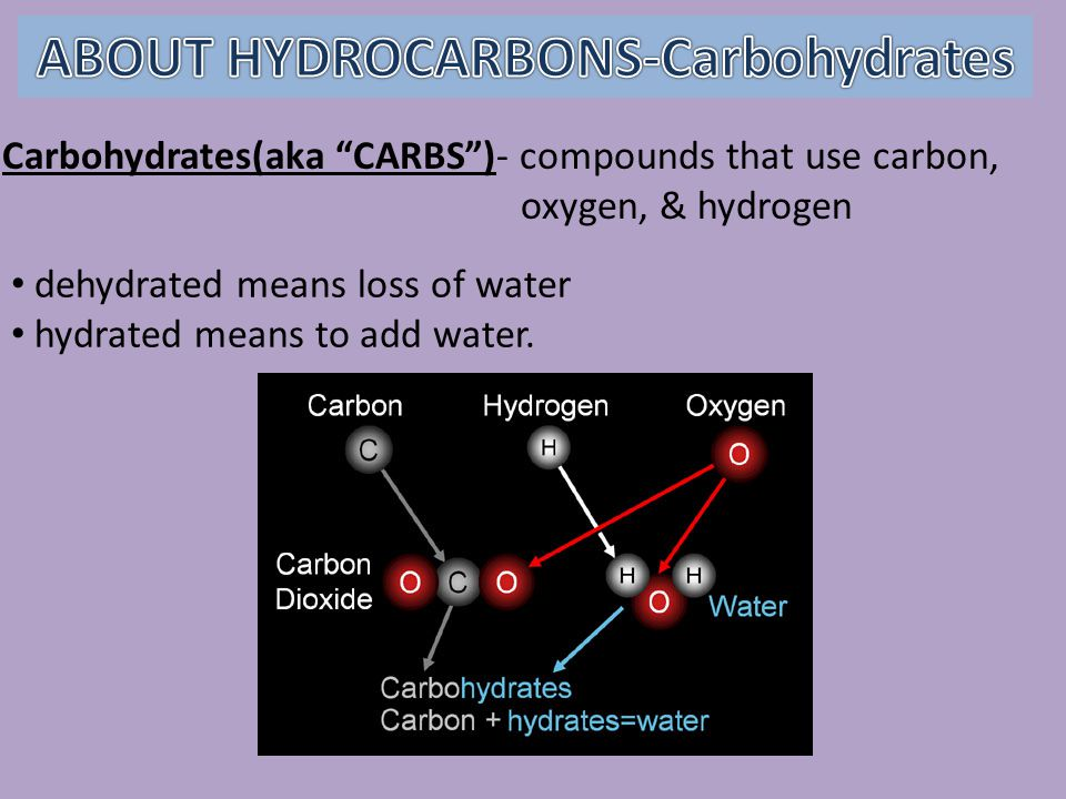 By combining oxygen with carbon and hydrogen, we can make any kind of alcohol  Ethanol is drinking alcohol (also called grain alcohol)  Methanol is