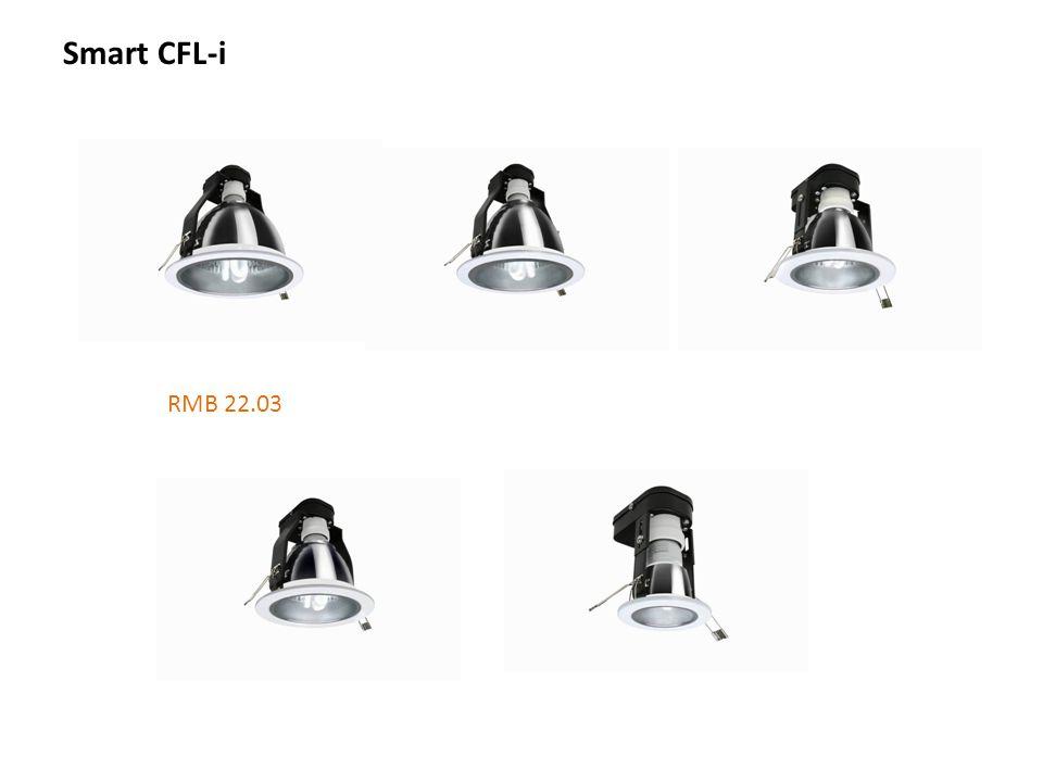 Smart CFL-i RMB 22.03