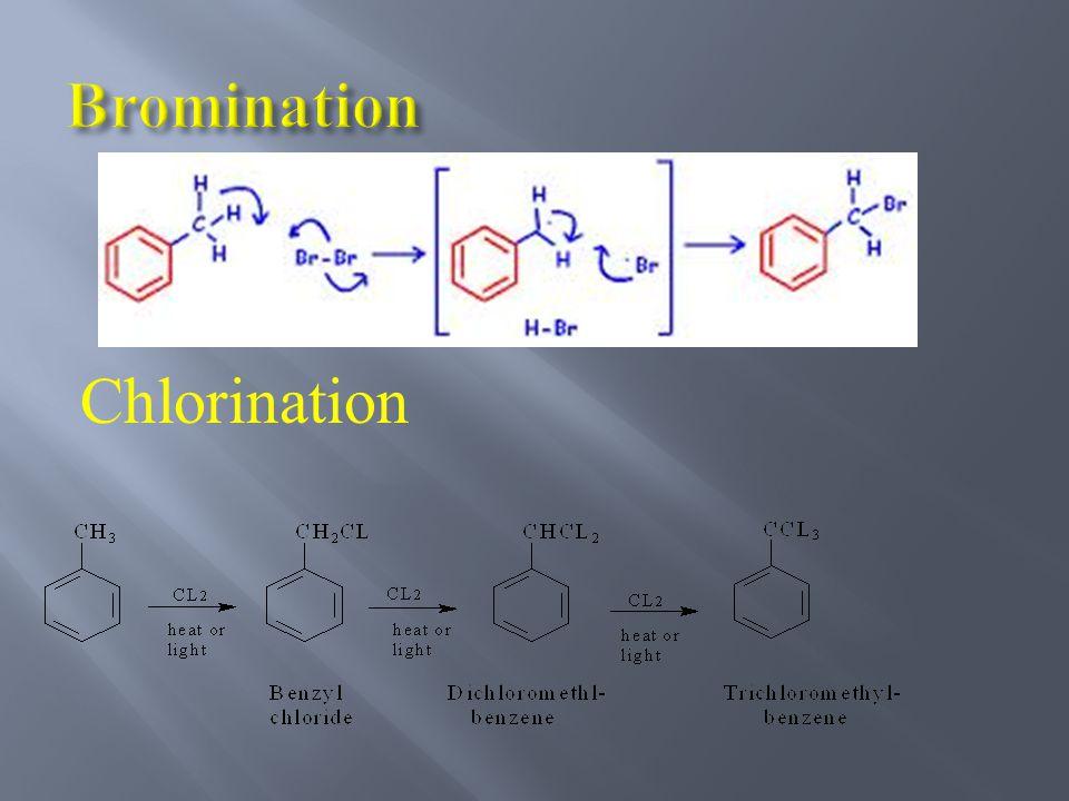 Chlorination