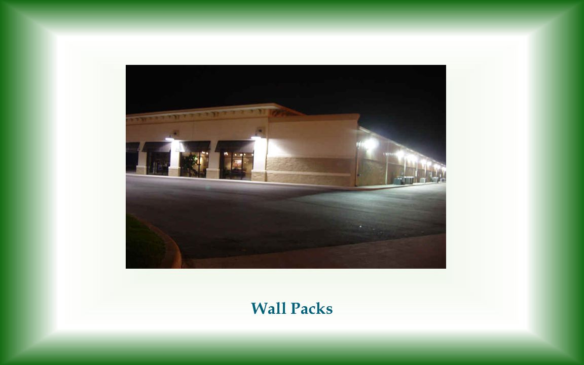Case Study: Parking Lot Labor Savings 20 400watt Metal Halide parking lot fixtures were Retrofitted with BestCore ™ R48 retrofit board.