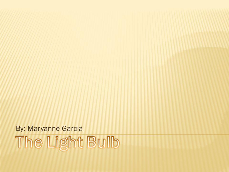 By: Maryanne Garcia
