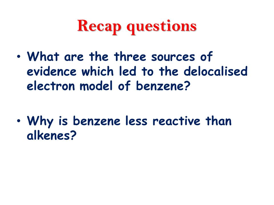 Starter activity What is the name for the reaction between bromine and ethene.