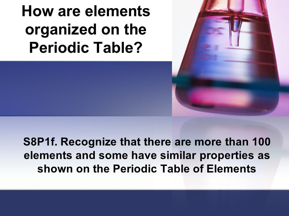 Distributed Summarizing It is tough to remember the difference between a Period and a Group on the Periodic Table.