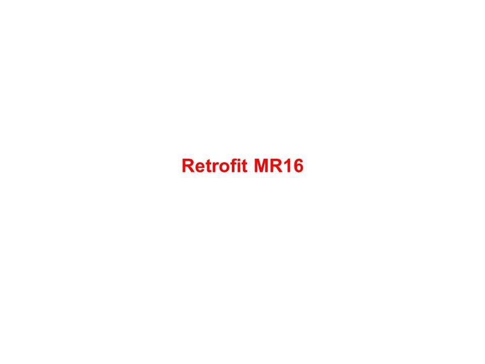 Retrofit MR16