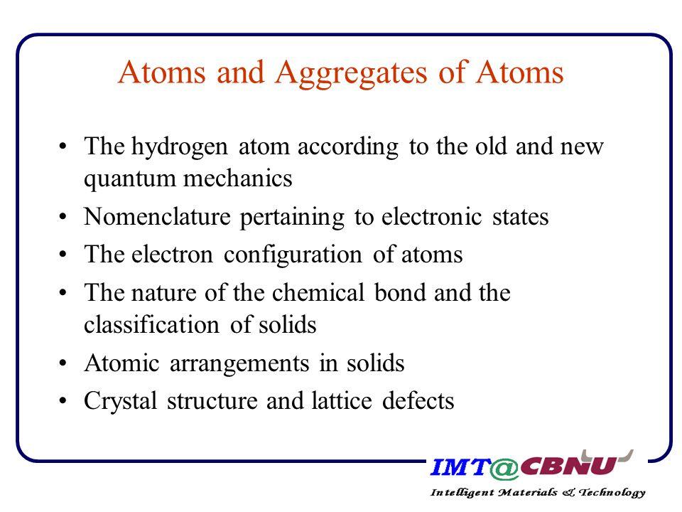 원자 / 많은 실험결과 – 양자 ( proton ), 전자 ( electron ), 중성자 ( neutron ) 로 구성, 중성 – 전기적 중성, 전자수 = 양자수 = 원자 번호 – 전자 전하량 e=1.6*10 -19 [C] – 전자 m= 9.107*10 -31 [kg] – 양자 m=1.672*10 -27 [kg] – 원자크기 A o 10 -10 [m] order – 핵 ( nucleus ) 크기 10 -15 m order – 원자 묘사 ; empty (classical) continuous charge distribution ( 전 자,wave mechanical) Hydrogen atom (Bohr's model) – 힘의 평형 ( 쿨롬인력 = 원심력 ) –-W (-energy) 의미 –Unstable model –Bohr postulated a quantum number condition Hydrogen Atom +e+e -e =