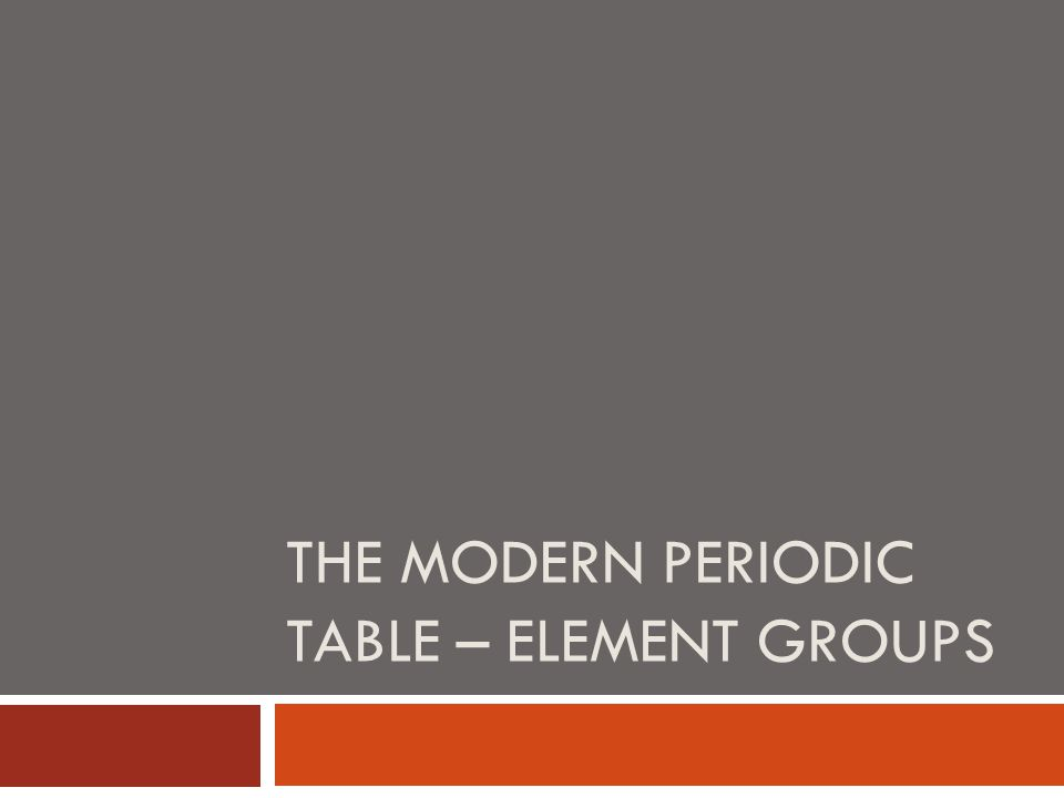 How are elements arranged in the periodic table? Why?
