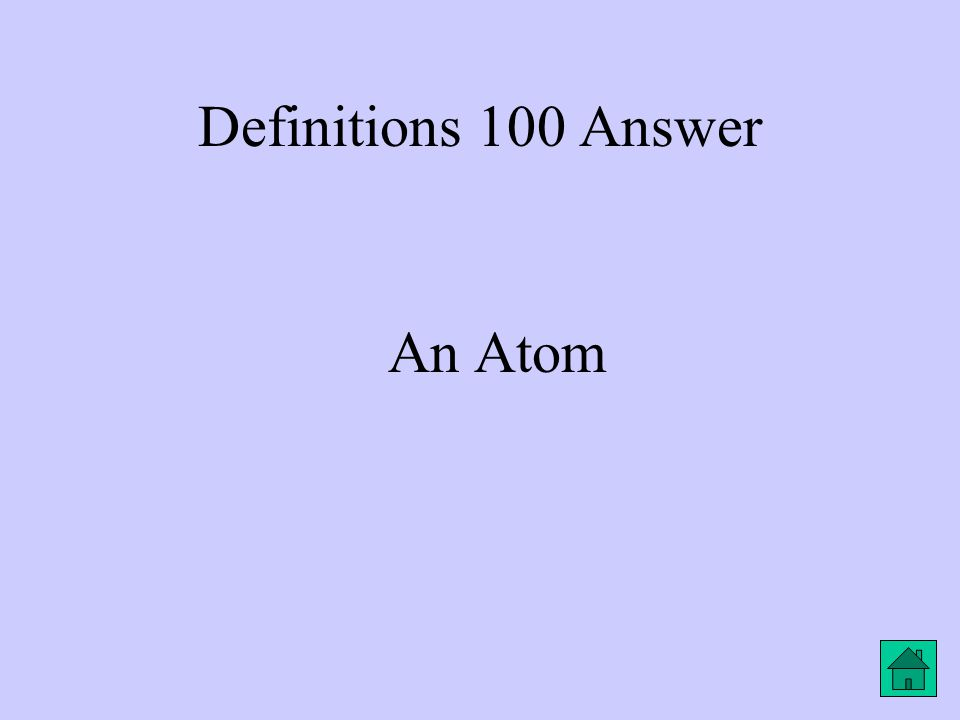 200 Definitions A.The chemistry of carbon compounds B.The chemistry of living organisms Answer Answer