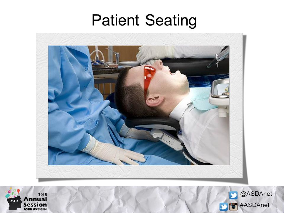 @ASDAnet #ASDAnet Patient Seating