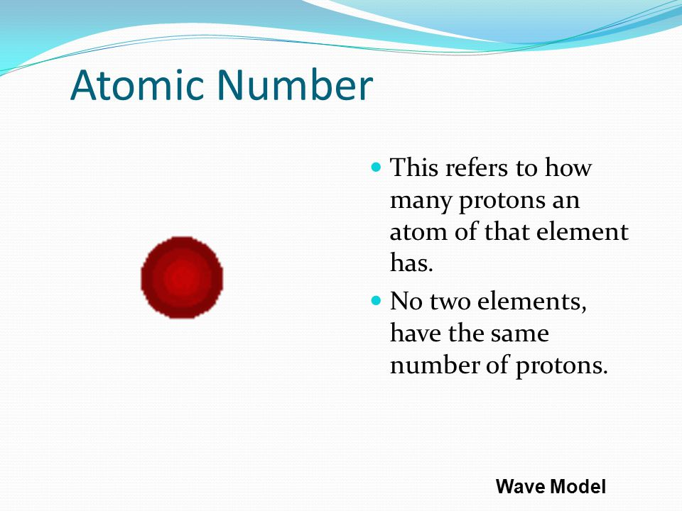 What's in a square? Different periodic tables can include various bits of information, but usually: atomic number symbol atomic mass number of valence