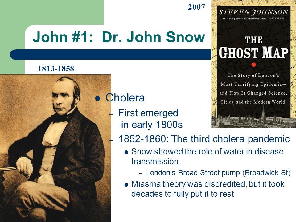 3 John #1: Dr.