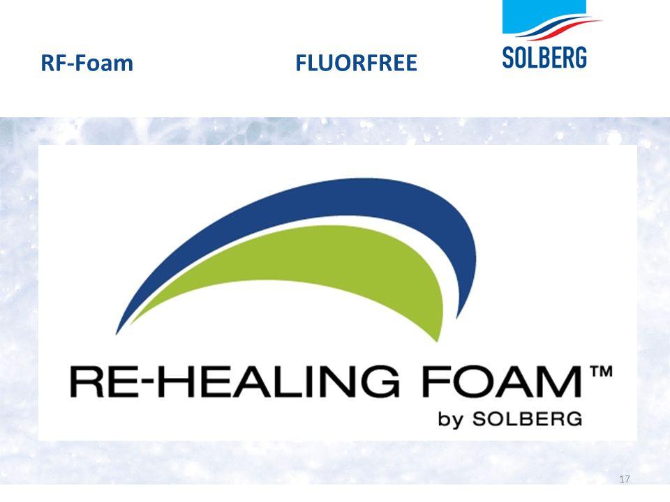RF-Foam FLUORFREE 17