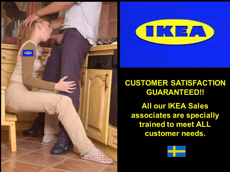 CUSTOMER SATISFACTION GUARANTEED!.