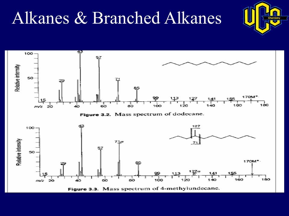 Alkanes & Branched Alkanes