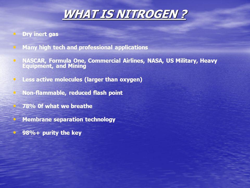 WHAT IS NITROGEN .