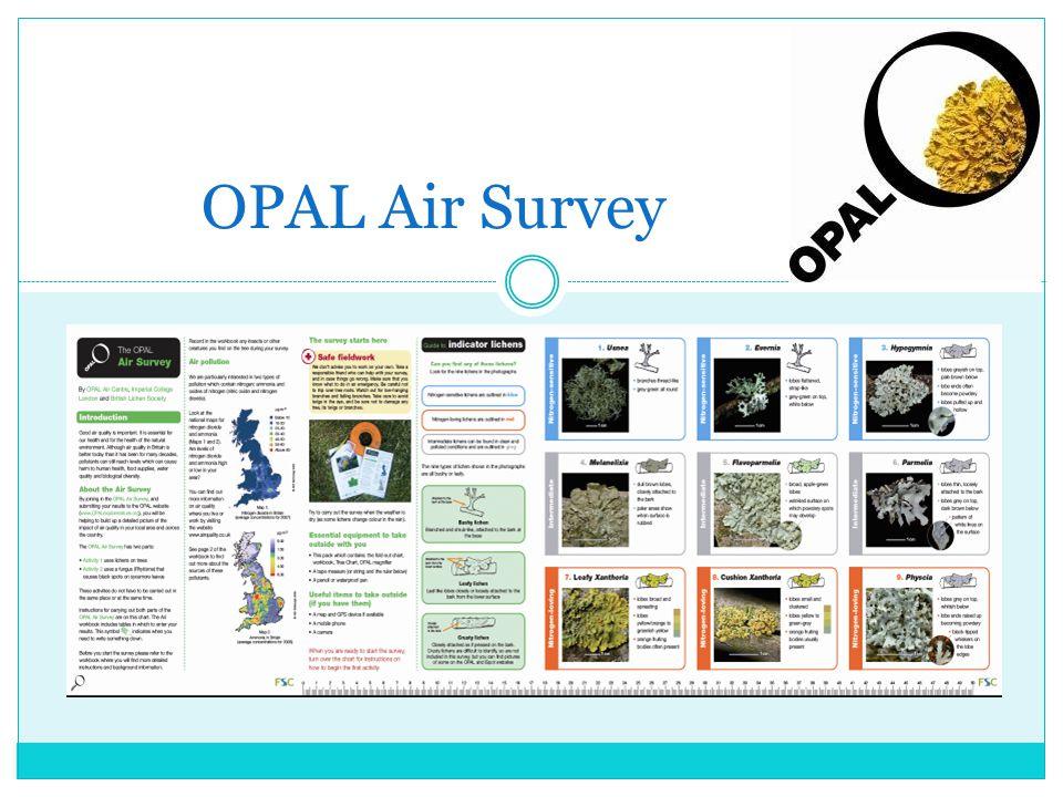OPAL Air Survey