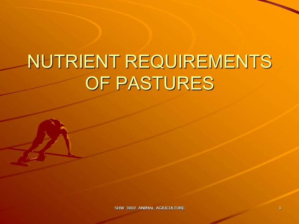 Problems in maintaining legume- grass pastures Legumes are intolerant of heavy grazing Many pasture grasses dominate legumes when soil fertility is high Animals sometimes select for legumes Legumes are sensitive to nutrient deficiencies