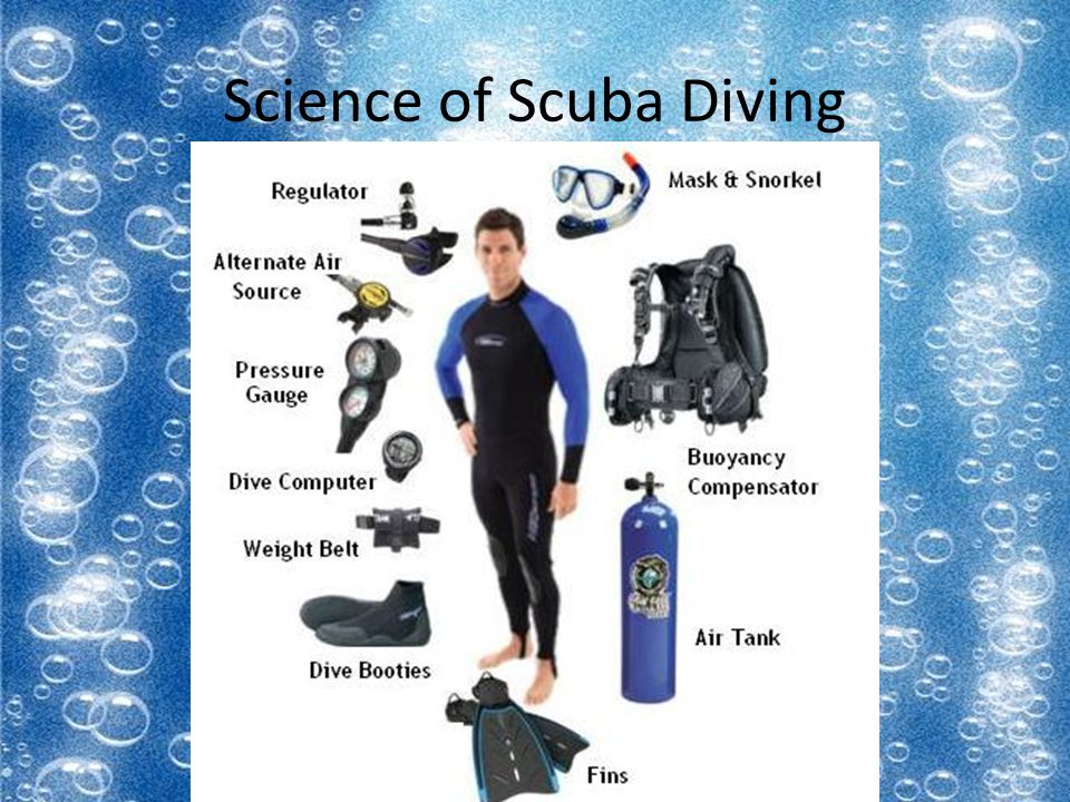 Science of Scuba Diving