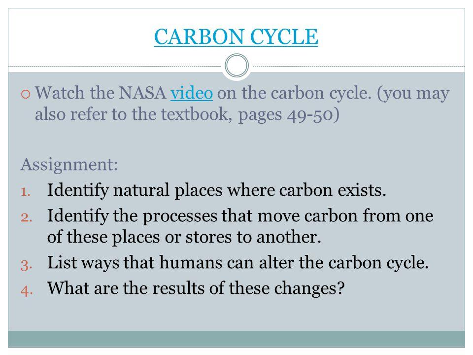 NITROGEN CYCLE Nitrogen by itself is not that useful.