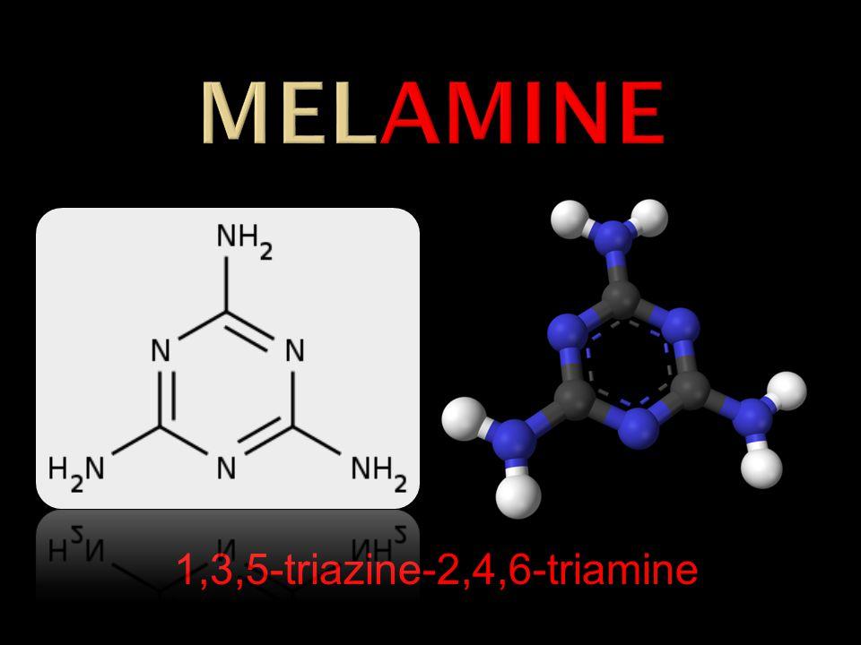 1,3,5-triazine-2,4,6-triamine