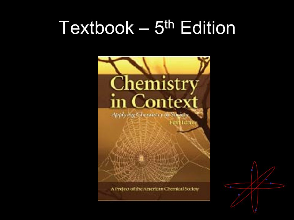 Textbook – 5 th Edition