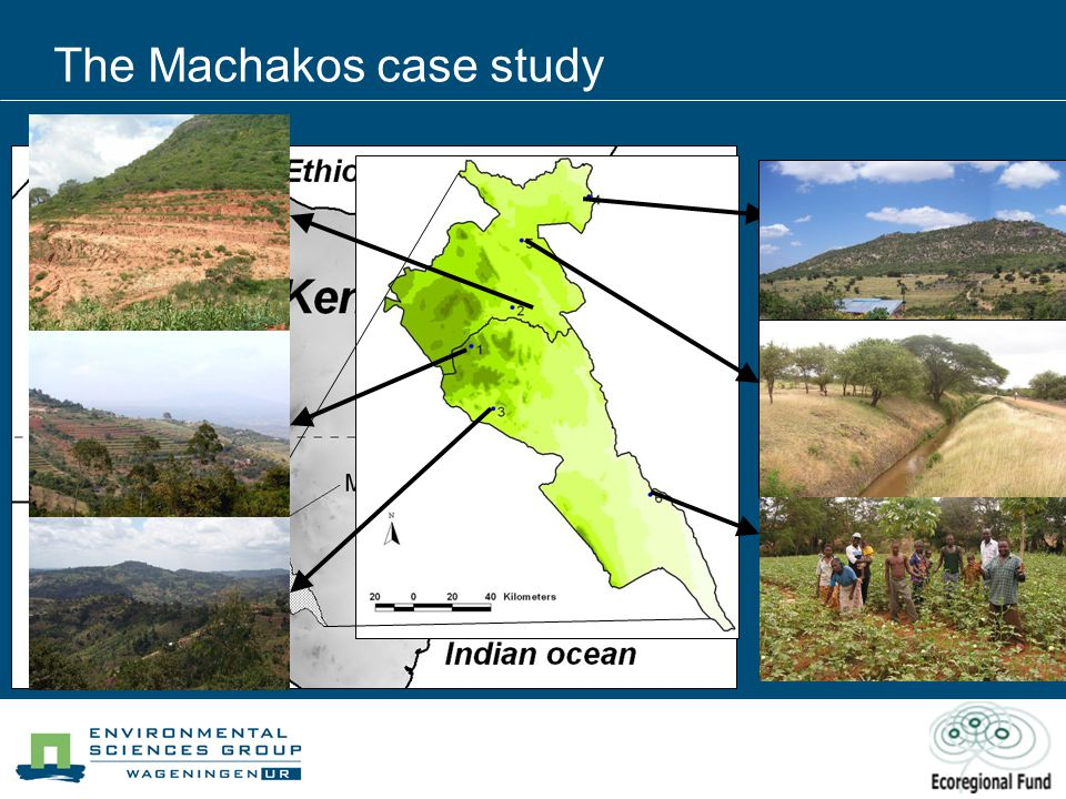 The Machakos case study