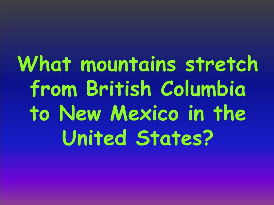 Rocky Mountains score board