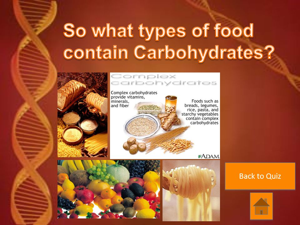 a)LipidsLipids b)CarbohydratesCarbohydrates c)ProteinsProteins Review if you can not remember Review if you can not remember