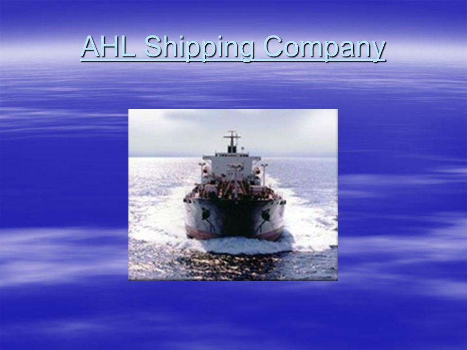 AHL Shipping Company