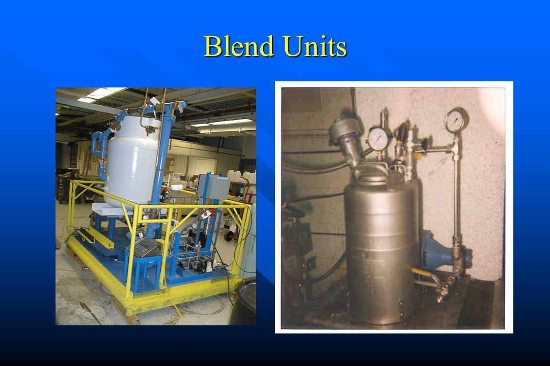 Blend Units