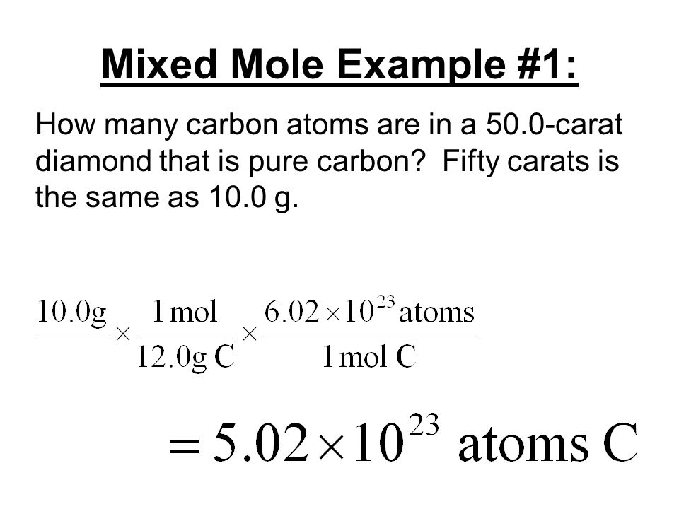 Mixed Mole Conversions: 1 mole = 6.02 x 10 23 RP's = molar mass = 22.4 L of gas @STP All Roads Lead to the Mole.