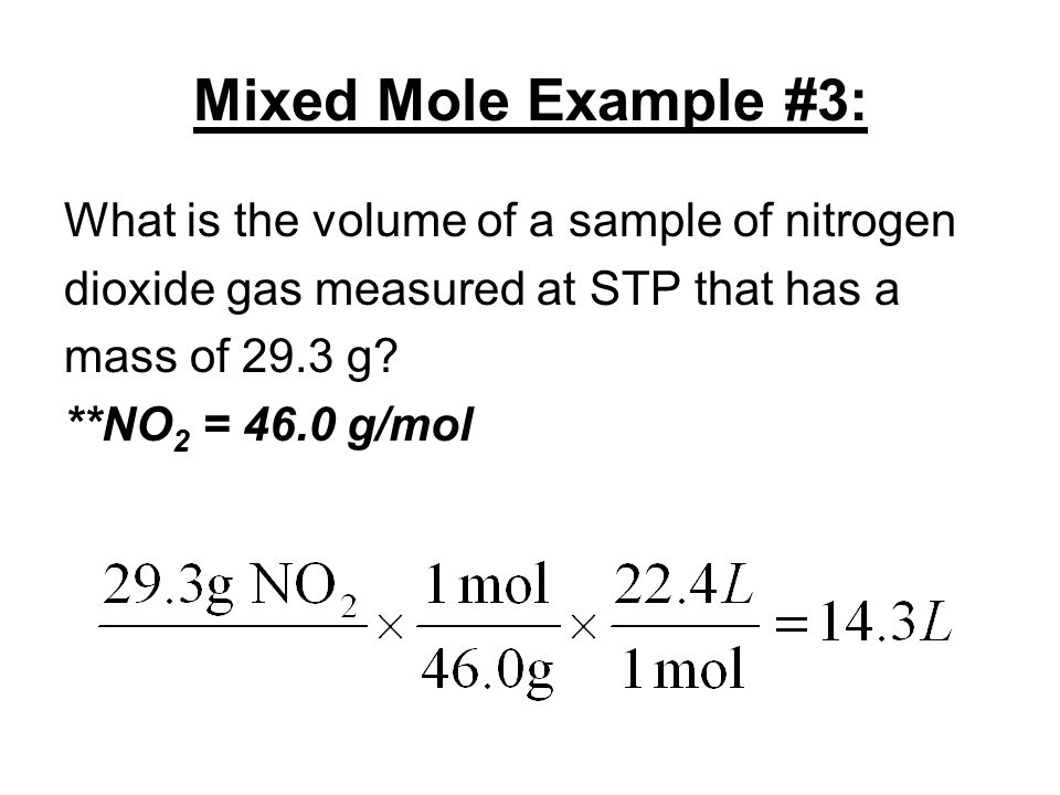 Mixed Mole Example #2: How many individual atoms are in 22.0 g of water