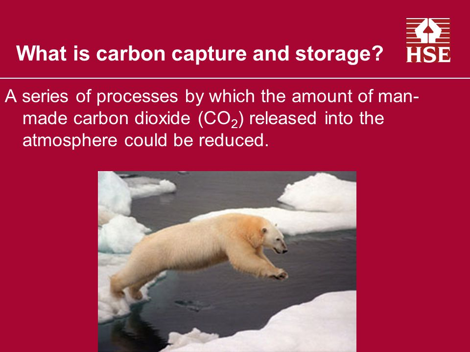 What is carbon capture and storage.
