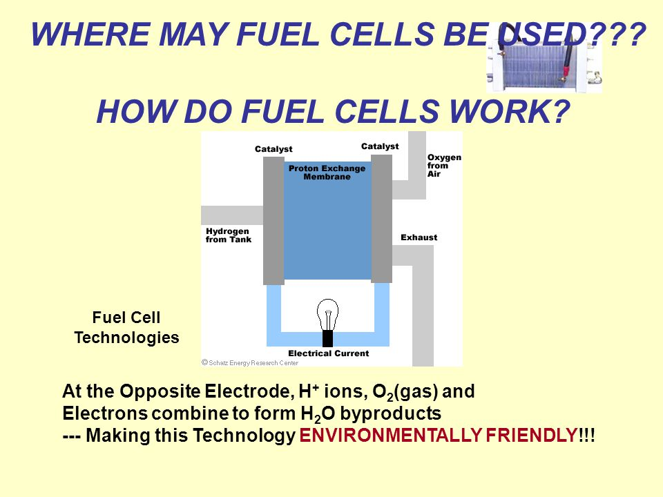 HOW DO FUEL CELLS WORK.