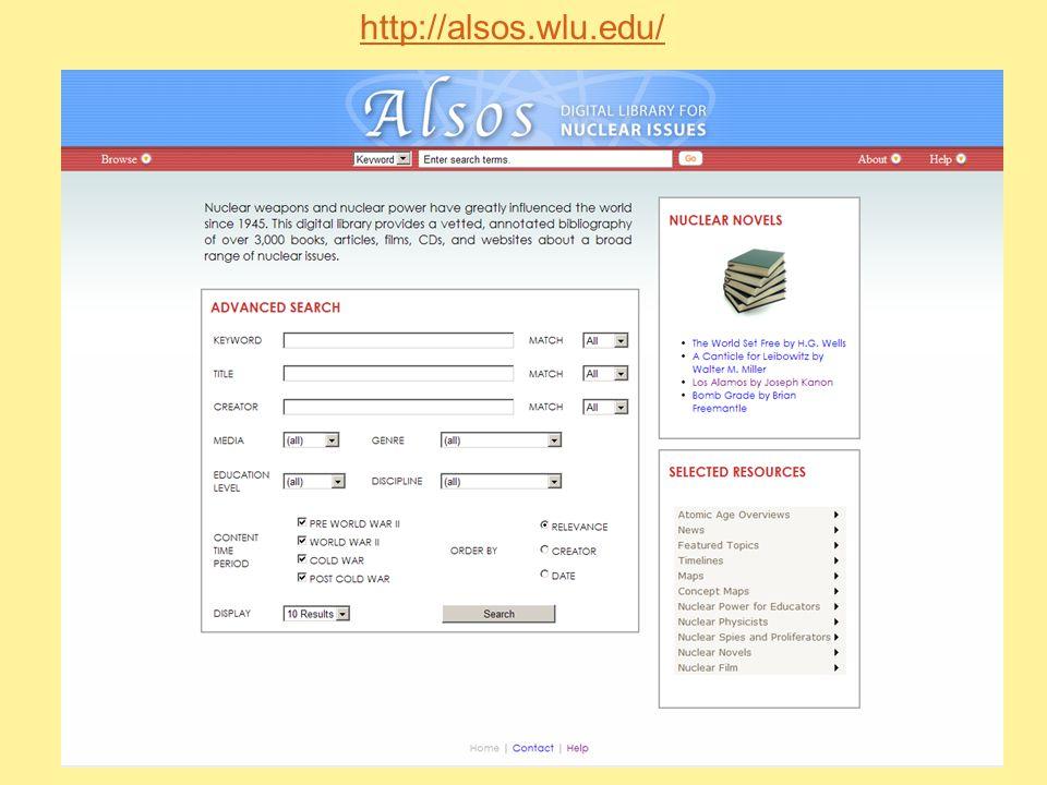 http://alsos.wlu.edu/