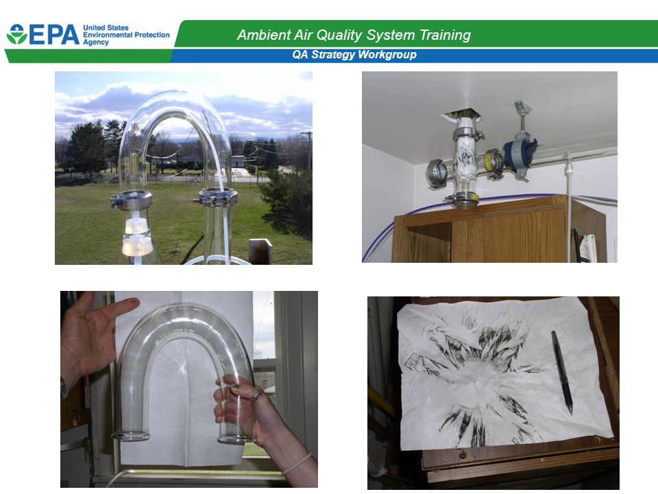 QA Strategy Workgroup Ambient Air Quality System Training 25