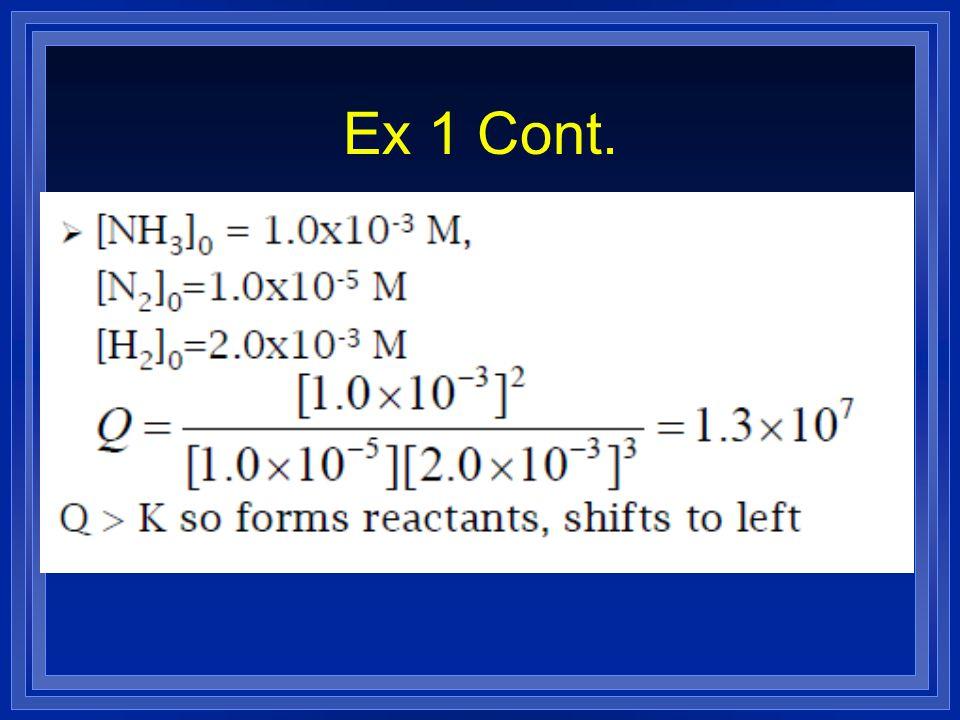 Ex 1 Cont.