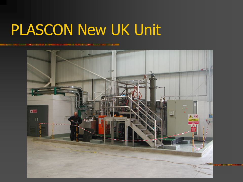 PLASCON New UK Unit