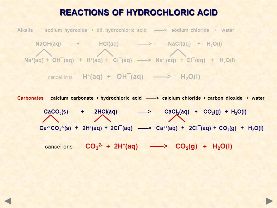 Alkalissodium hydroxide + dil.