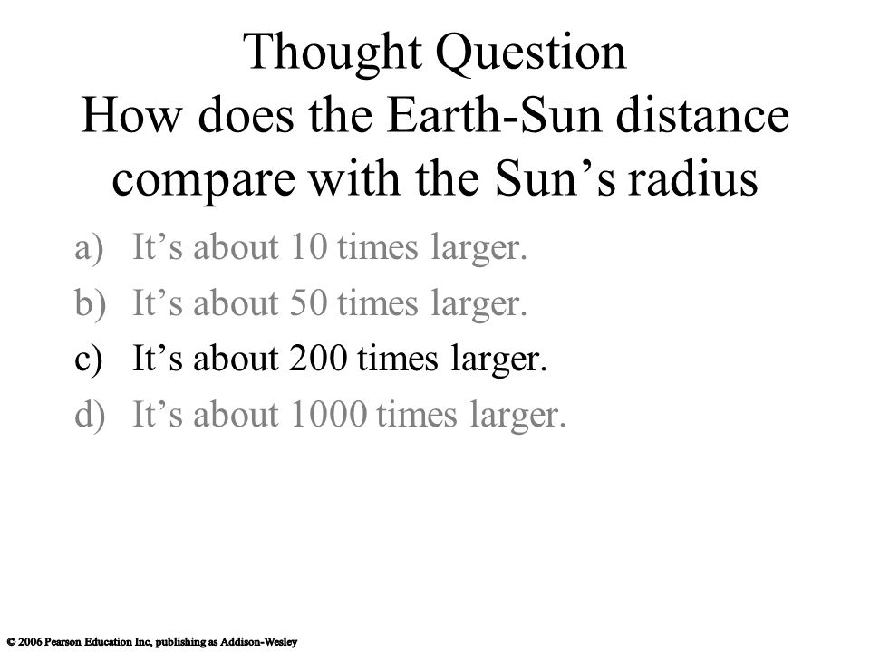 Much farther from Sun than inner planets Mostly H/He; no solid surface 300 times more massive than Earth Many moons, rings … Jupiter