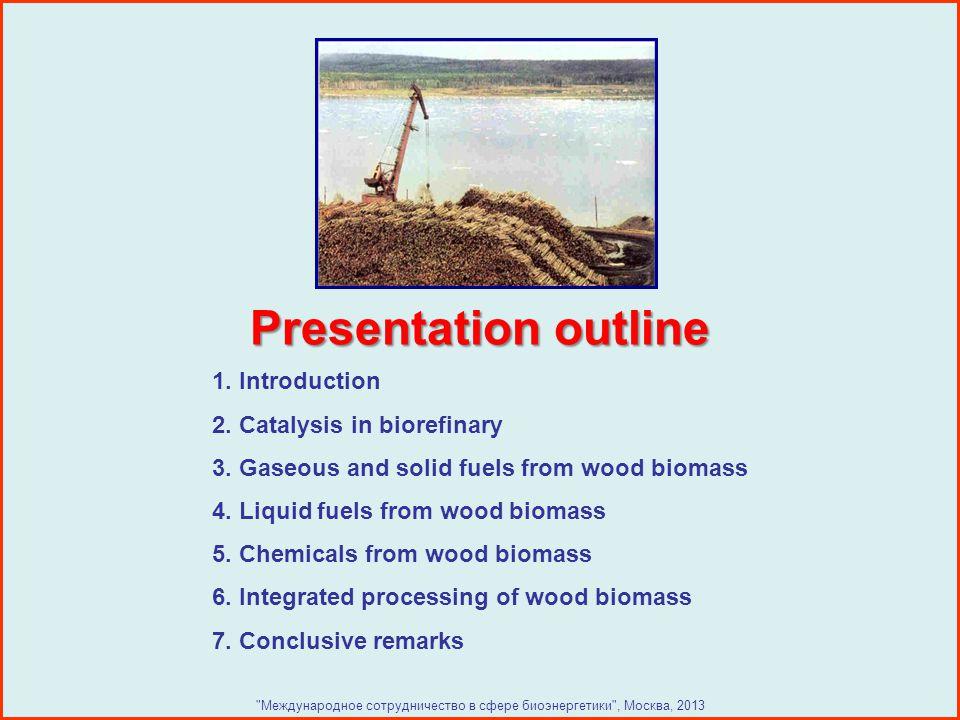 Integrated processing of birch-wood to chemical products Yield of chemical products at integrated processing of birch wood ProductC 5 -sugars Microcrystalline cellulose VanillinSyringaldehydeLevulinic acid Phenolic substances Yield, % mas.