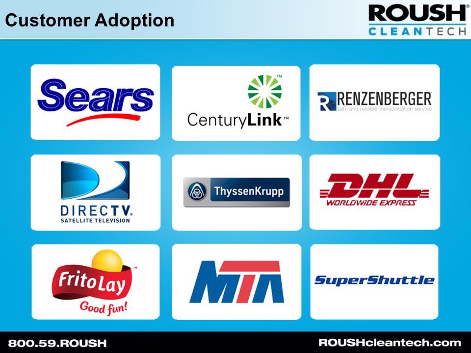 Customer Adoption