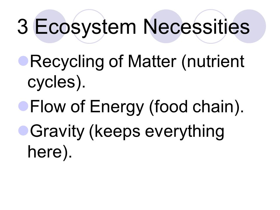 Gaseous Cycle Nutrient time predominates in the atmosphere Ex. Hydrological, carbon, nitrogen, etc.