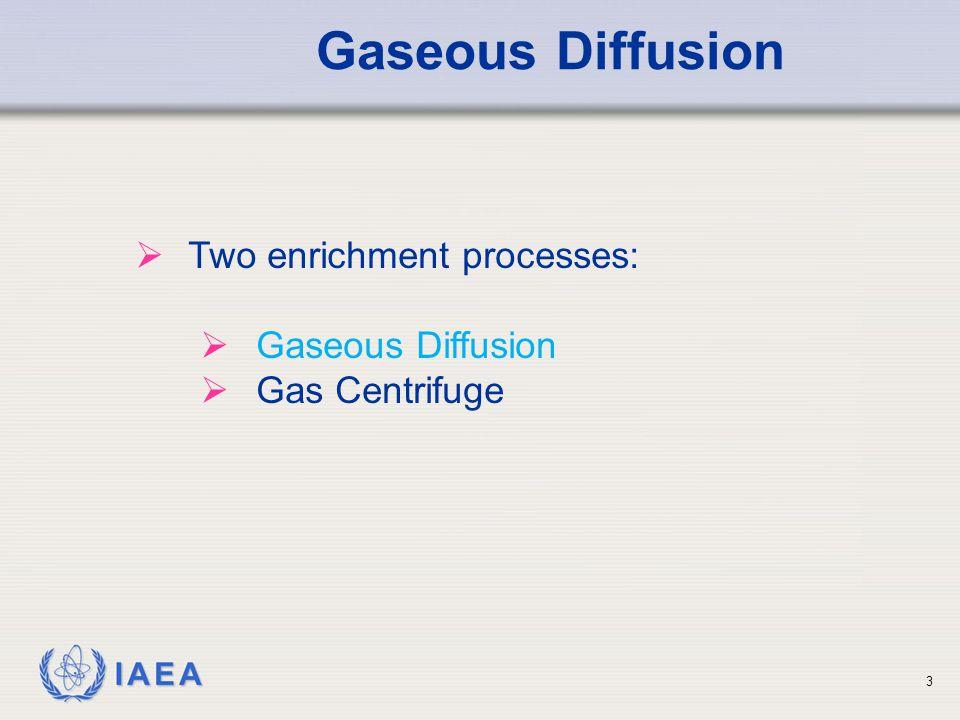 IAEA Gas Centrifuge View of a Urenco cascade 14