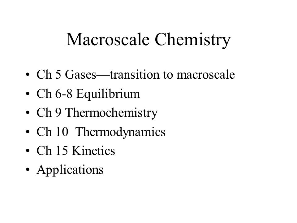 Gases Ch 5