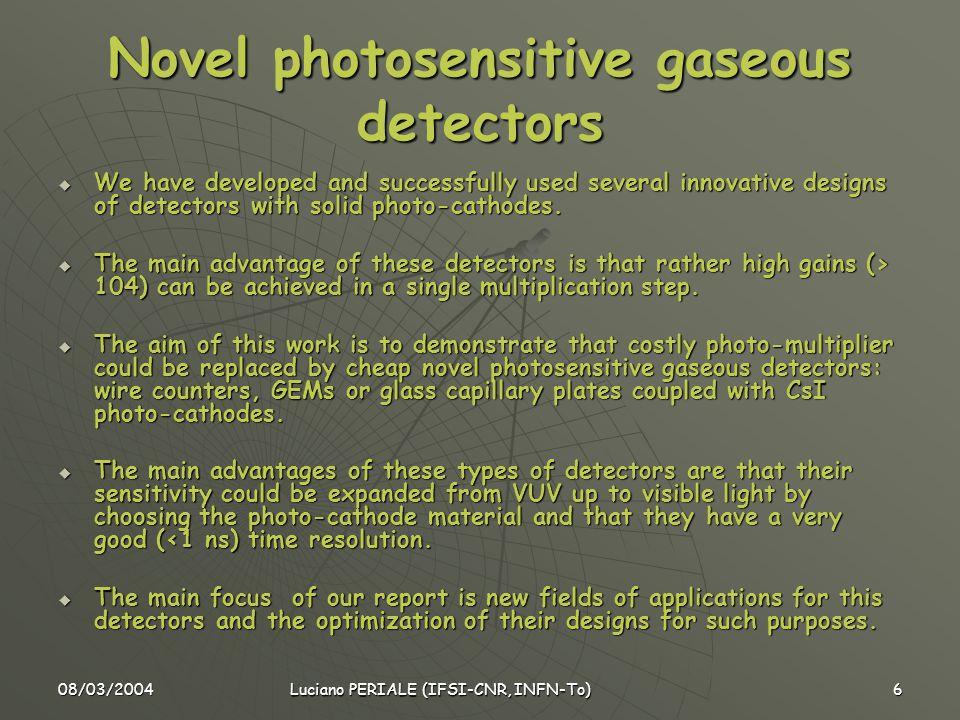08/03/2004 Luciano PERIALE (IFSI-CNR, INFN-To) 17 CsI deposition system at CERN CsI deposition system at CERN  A.