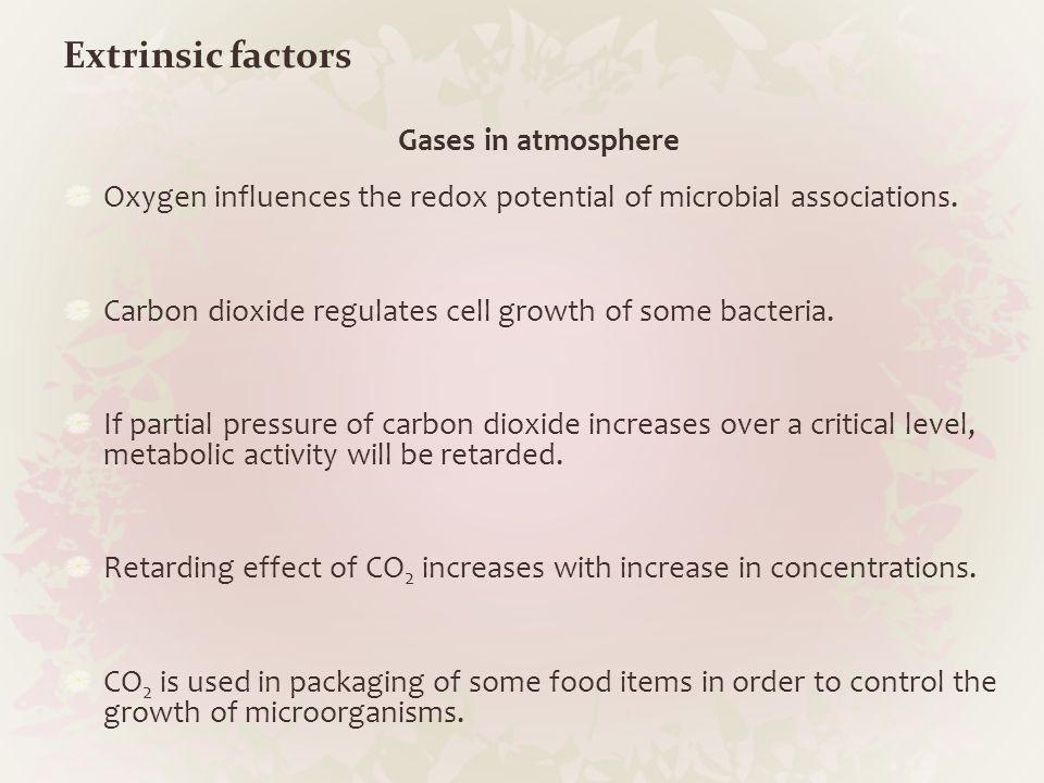 Extrinsic factors