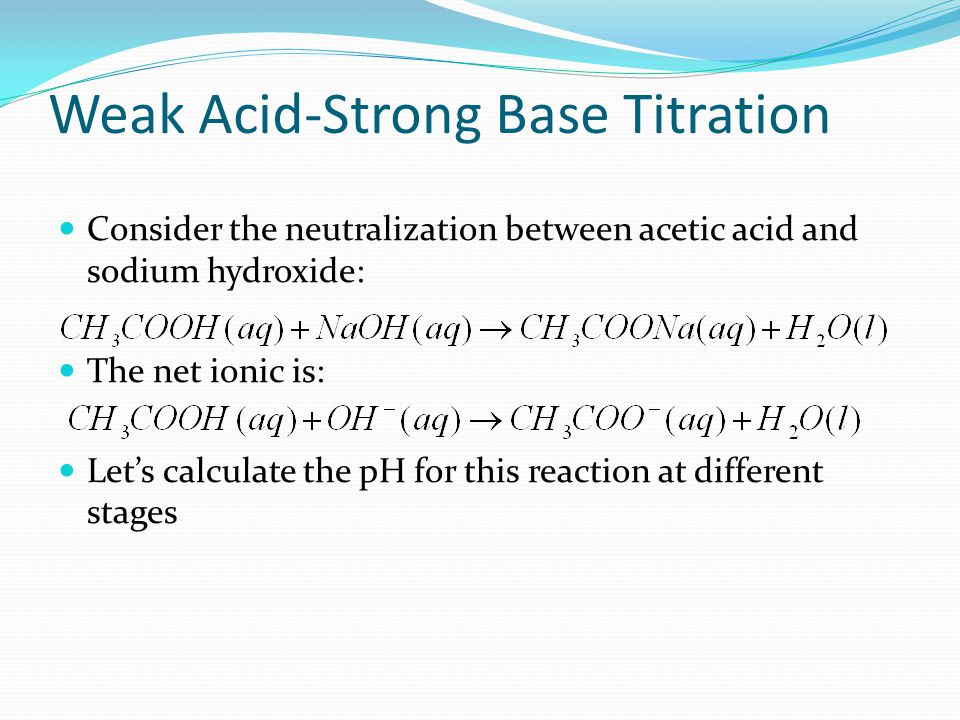 Strong Acid-Strong Base Titration Scenario #3