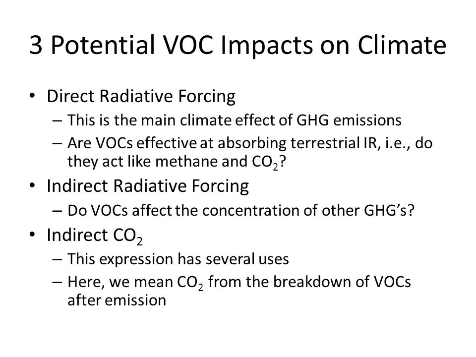 GHG Accounting - Fossil Fuel Revised 1996 IPCC Guidelines - Energy 1.4.1 – When fuels are burned, most carbon is emitted as CO 2 immediately during the combustion process.