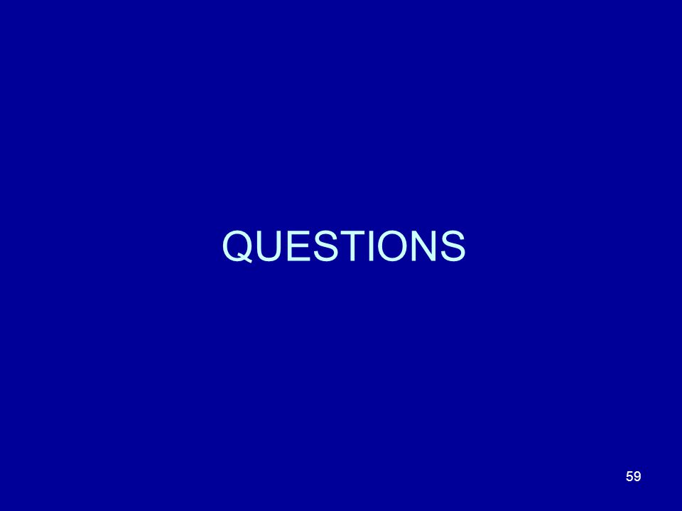 QUESTIONS 59